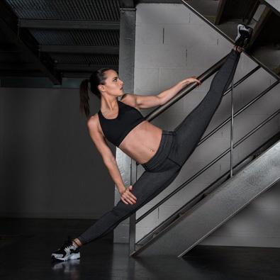 Chloe Bruce - Stunt Performer